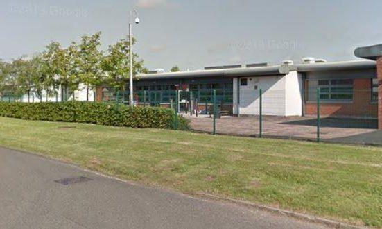 Calaiswood School, Dunfermline.