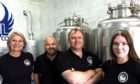 The team at Coul Brewing.