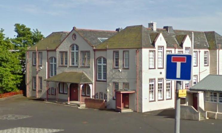 The nursery at East Wemyss Primary School is shut until December 14.