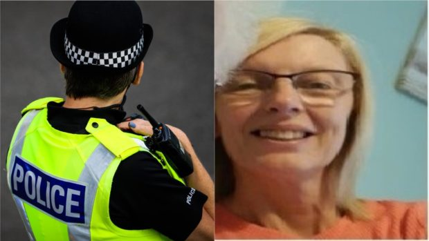 Fiona Allan was last seen at 5.15pm this evening.
