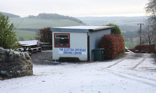 Scottish Off Road Driving Centre