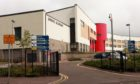 After five cases of coronavirus cases were reported Grove Academy told pupils to stay at home if there were symptoms in their household.