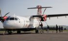 Loganair Dundee flights