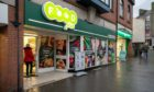 Food Plus on Lochee High Street.