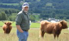 Aberfeldy farmer Martin Kennedy will co-chair the new group.