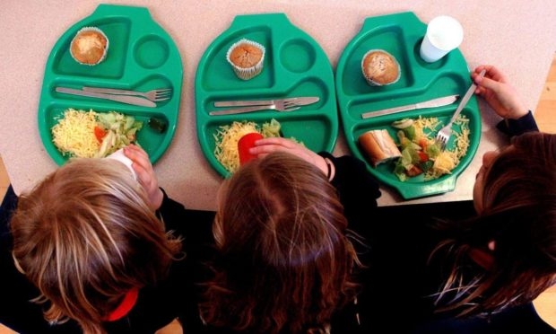 The Scottish Government have confirmed the expansion of free school meals for primary pupils.