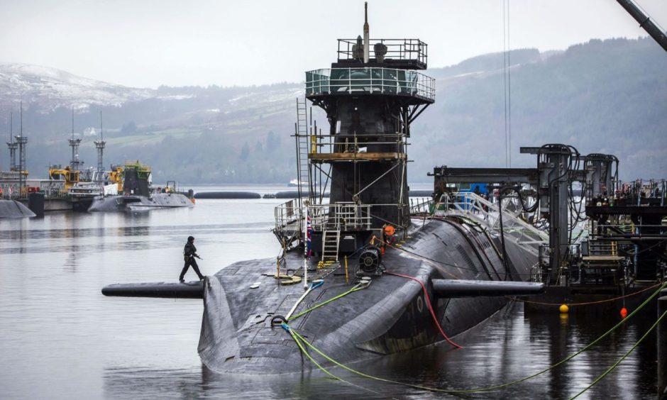 Scotland nuclear