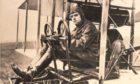 Tayside aviation pioneer Preston Watson in 1915.