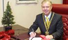 Former Fife Provost John Simpson.