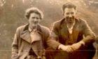 Rhoda with her husband Jim.