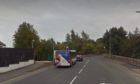 Jordan Ferguson sped through a red light at high speed on Brechin's River Street.
