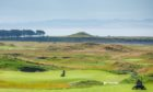 Courier News, Craig Smith Story, CR0012168 -- Tour of new Dumbarnie Links Golf Course by Leven, Fife. Picture shows scenes from the tour -- greenkeeping. Dumbarnie Links Golf Course, Dumbarnie Links Nature Reserve, Leven. Tuesday 30th  July 2019  Pic Credit - Steve MacDougall / DCT Media
