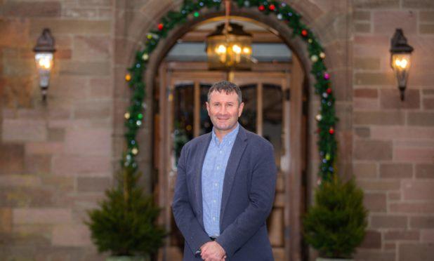 Murrayshall General Manager Gary Sillcock