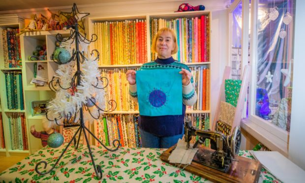 Trudy Duffy-Wigman has launched a campaign to create a community quilt relating to 2020.