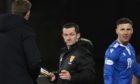 Michael O'Halloran will be facing Rangers again.