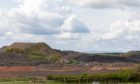 The Comrie Colliery site.