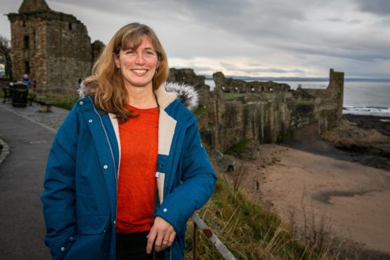 Professor Rhiannon Purdie from St Andrews University is to write the first history of medieval Scots literature.