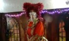 Fiona Innes was part of the cast at the Glencairn House pantomime