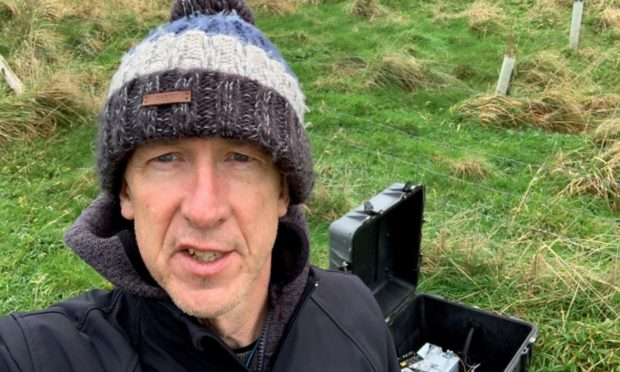 Dr Brian Baptie, Head of Seismology, British Geological Survey