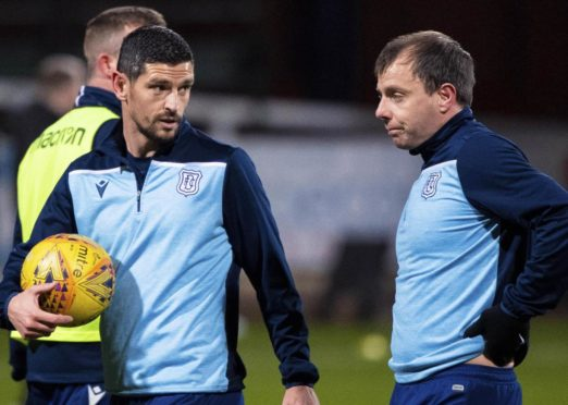 Is Paul McGowan showing Dundee are better off without Graham Dorrans?