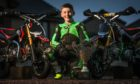 Tyler Humphries is all set for the 2021 season with two new machines.