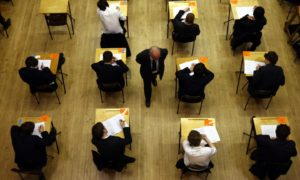 'End the uncertainty' - pressure is mounting on Education Secretary John Swinney to decide whether next year's Higher and Advanced Higher exams will go ahead.