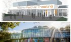 The expansion of Pitlochry Festival Theatre has been rubberstamped.