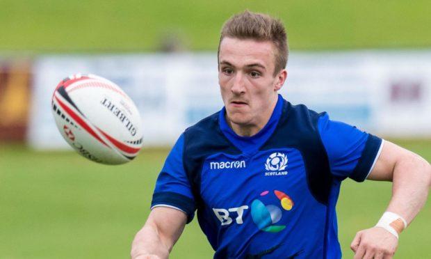 Ross McCann.