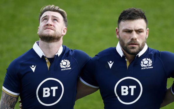 Scotland captain Stuart Hogg would miss any game scheduled outside the international windows.