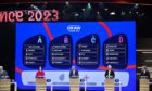 The full draw for the 2023 Rugby World Cup made in Paris.