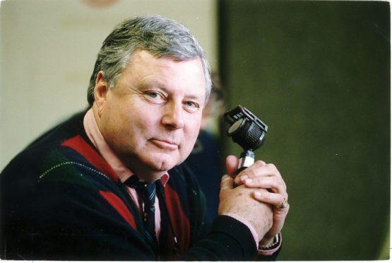 Peter Alliss, who died at the weekend aged 89.