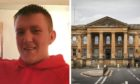 Christopher Thomson/Dundee Sheriff Court.