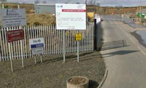 Lochhead Landfill Site.