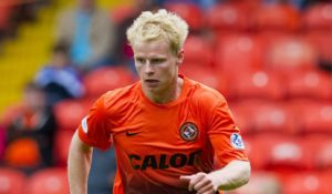 Former Dundee United winger Gary Mackay-Steven expected to sign for Hearts