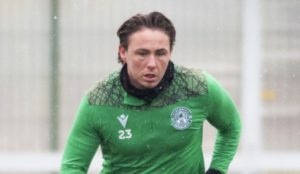Scott Allan: Ex-Dundee and United star's return to action with Hibs shelved as another consequence of Covid-19 crisis at Celtic