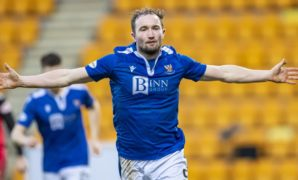 Steven MacLean: I always thought Chris Kane could be St Johnstone's number one striker