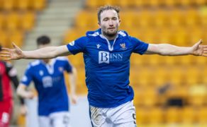 St Johnstone end long winless run with 1-0 victory against St Mirren