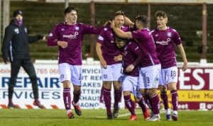 Dick Campbell's 'rally of the troops' spurred Arbroath to comeback point against in-form Dundee