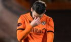 Nicky Clark says the Dundee United players were disappointed after the St Mirren loss.