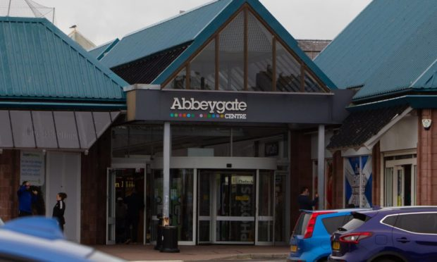 Abbeygate Shopping Centre in Arbroath