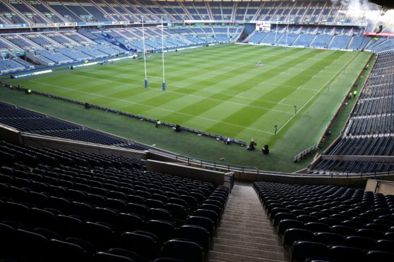 Murrayfield got a £15 million grant from the Scottish Government to help with pandemic issues.