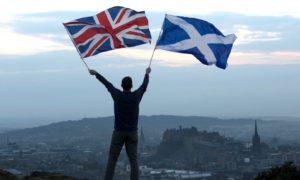 Boris Johnson Scottish independence