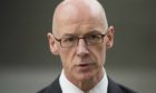 John Swinney has called for a U-turn on the decision to stop the £20 per week uplift.