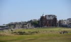 The iconic Old Course in St Andrews.
