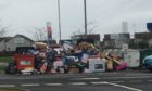 Anger has been expressed by some councillors after recycling points across the region were overwhelmed during the festive period.