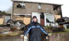house fire Dunfermline