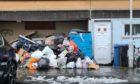 bin collection Fife