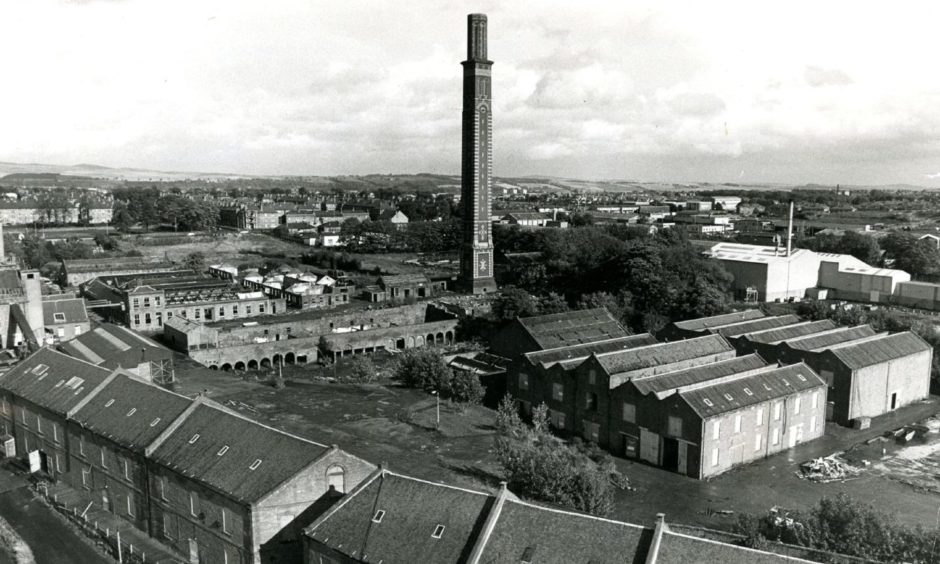 Camperdown Works closed for the final time in 1981.