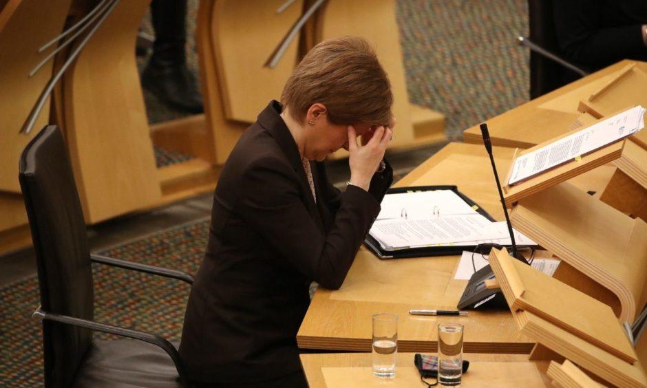 Scottish Government lockdown