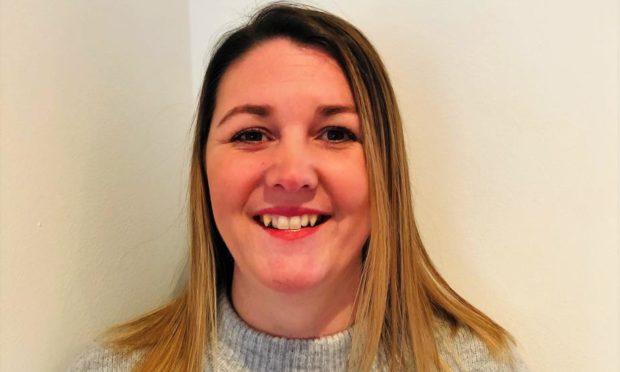 Kathryn Hill, employer engagement adviser for Skills Development Scotland.